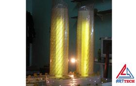 Mô hình Bến Thành Towers