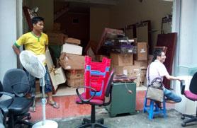 Dịch vụ chuyển nhà trọ
