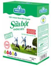 Sữa bột Procare