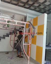 Thầu sửa chữa xây dựng