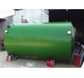 Bồn Composite chứa xút