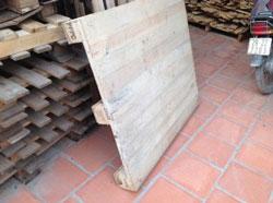 Pallet gỗ cũ 2 hướng nâng