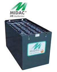 Bình điện Midac