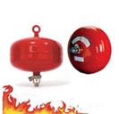 Bình chữa cháy tự động