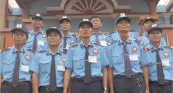 Dịch vụ bảo vệ công ty