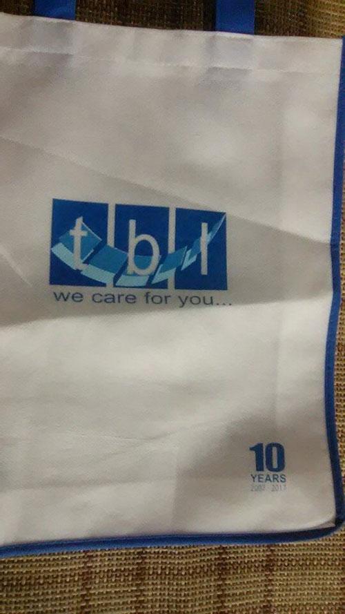Túi vải quai đeo