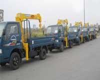Vận chuyển xe tải cẩu