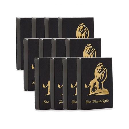 Lion Weasel Coffee – Drip