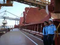 Bảo vệ cầu cảng