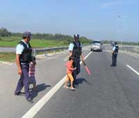 Bảo vệ giao thông