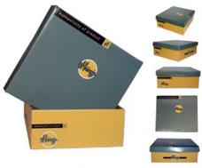 Bao bì hộp carton