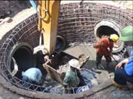 Xây dựng cơ sở hạ tầng