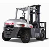 Động cơ Nissan chạy bằng DIESEL