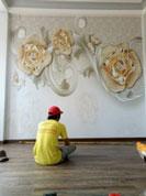 Giấy dán tường trang trí