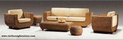 Bộ sofa lục bình