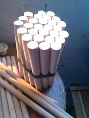 Gia công tiện gỗ