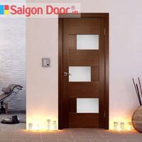 Cửa gỗ cao cấp Saigondoor M1030