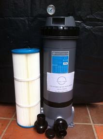 Bình lọc giấy hồ bơi CF75 - EMAUX