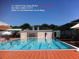 Thiết kế thi công bể bơi