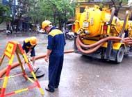 Dịch vụ rút hầm cầu