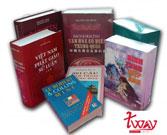 In sách tại Hà Nội