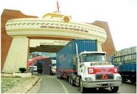 Vận tải đường bộ Lào Campuchia