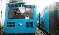 Máy phát điện 750KVA