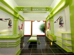 Thiết kế & Thi công nội thất showroom
