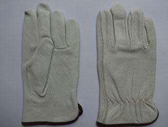Găng tay da hàn