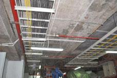 Hệ thống điện nước công nghiệp