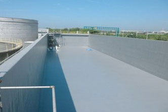 Bọc phủ Composite bể chứa