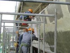 Bọc phủ Composite bề mặt bê tông