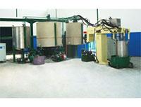 Máy dây chuyền sản xuất mút xốp
