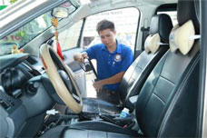 Chăm sóc nội thất ô tô