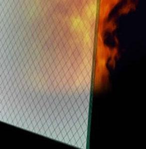 Kính chống cháy