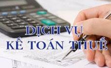 Kế toán thuế trọn gói