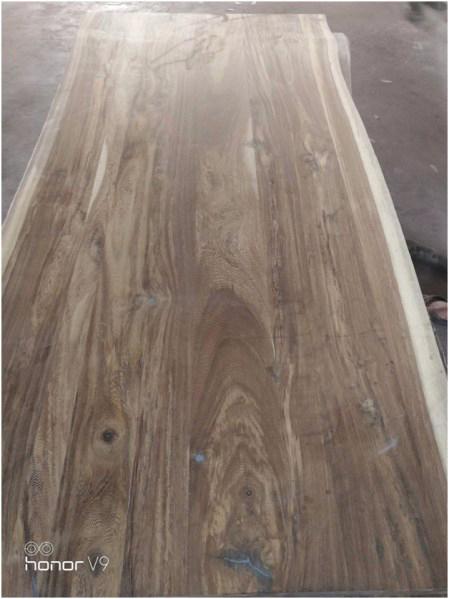 Mặt bàn gỗ muồng ưép