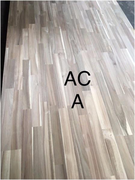 Ván gỗ tràm ghép thanh
