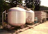 Thiết bị xử lý nước cấp