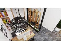 Thiết kế nội thất văn phòng JIA
