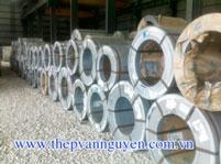Thép cuộn mạ điện