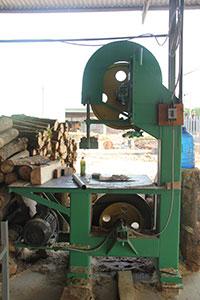 Sản xuất phôi gỗ