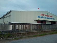 Nhà thép Công ty Thuận Khang