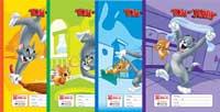 Vở School Tom & Jerry