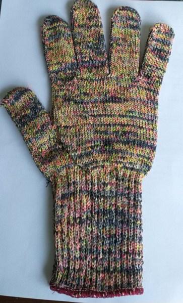 Găng tay màu