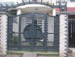 Cửa sắt cổng sắt