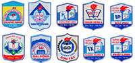 Dệt logo trường học