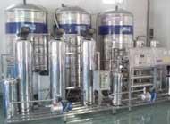 Hệ thống sản xuất nước đóng chai