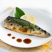 Cá Basa nướng muối