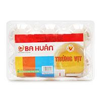 Trứng vịt Ba Huân